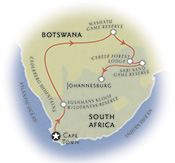 South Africa & Botswana